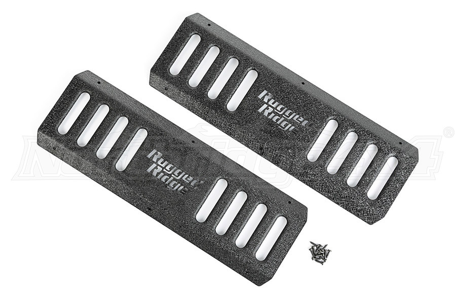 Rugged Ridge RRC Side Armor Guard Plates (Part Number:11504.24)