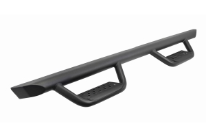 Go Rhino Dominator Extreme D2 Side Step Kit - Black - Ford Bronco 4Dr