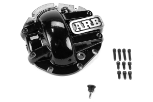 ARB D44 Black Comp Diff Cover ( Part Number: 0750003B)