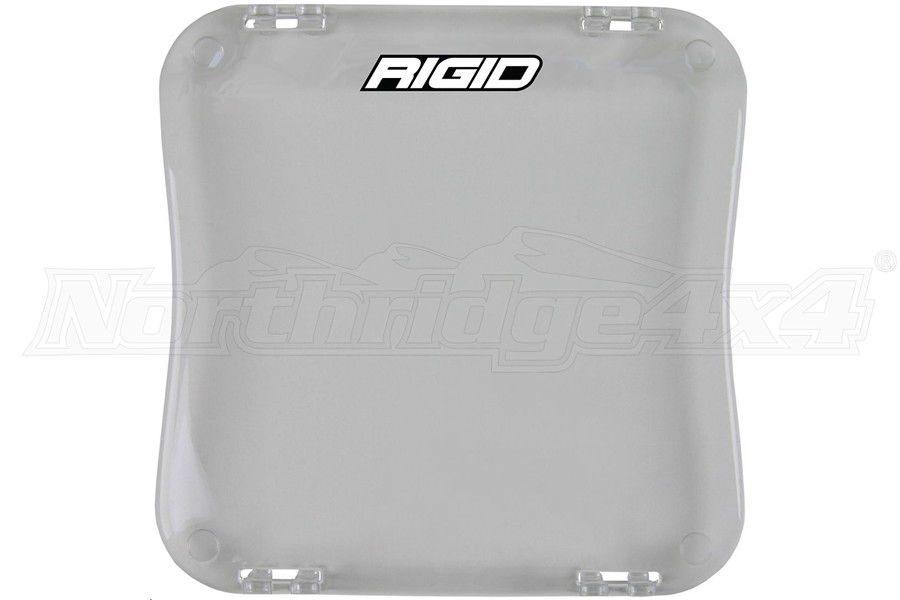 Rigid Industries D-XL Series Cover Clear (Part Number:321923)