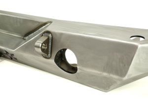 Crawler Conceptz Ultra Series II Rear Bumper with Hitch and Tabs (Part Number: )
