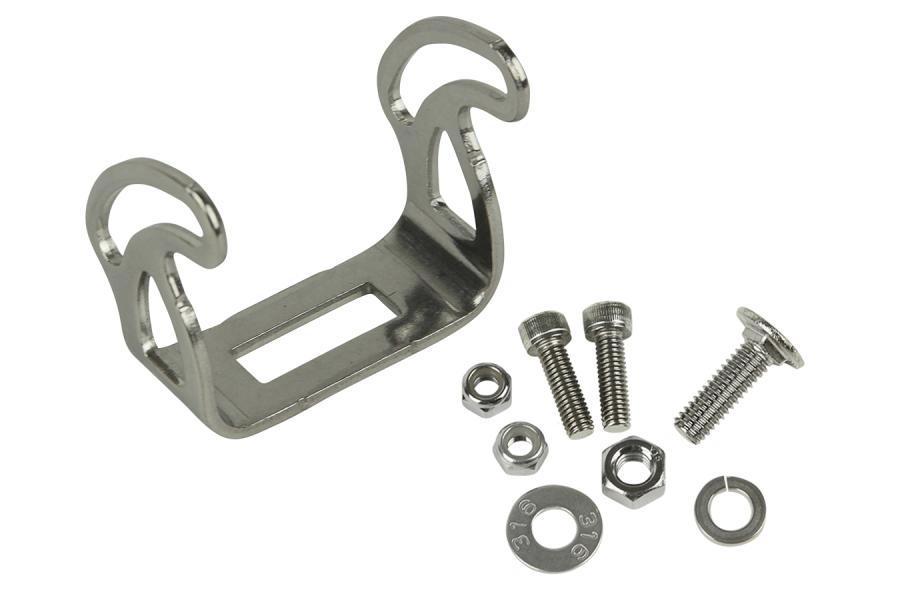 Rigid Industries D-series L Bracket Kit w/ Hardware  (Part Number:40185)