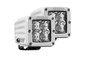 Rigid Industries D-Series Pro Hybrid Spot Pair