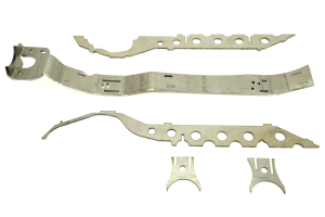 Artec Industries JK 1 TON - SUPERDUTY 05+ Front Dana 60 Swap Kit - w/ Adjustable Truss Upper Link Mount - Single (Part Number: )
