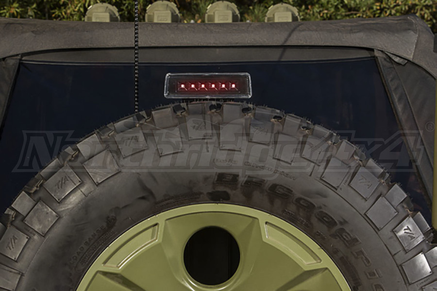 Rugged Ridge High Mount LED 3rd Brake Light - JK