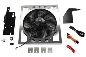 Derale Direct Mount Electric Fan Kit ( Part Number: 20161)