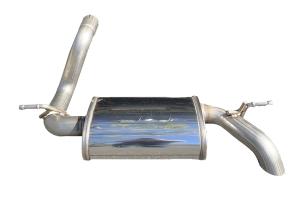Savvy Magnaflow Axle Back Exhaust - JL 4dr