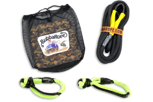 Bubba Rope And Soft Shackle Package ( Part Number: BA-ROPE-SOFT-SHACKLE-PKG)