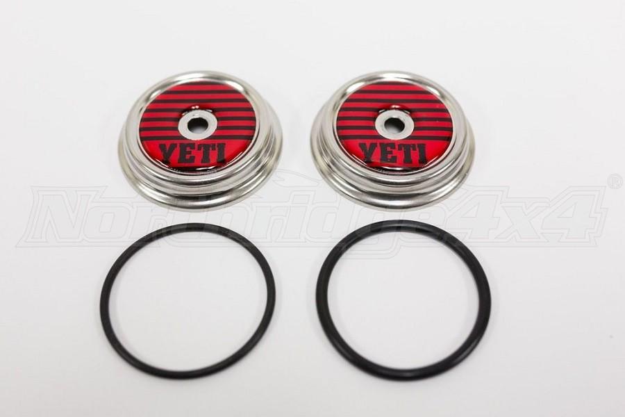 Steer Smarts YETI XD Draglink and Tie Rod Cap-Caps  (Part Number:52036002)