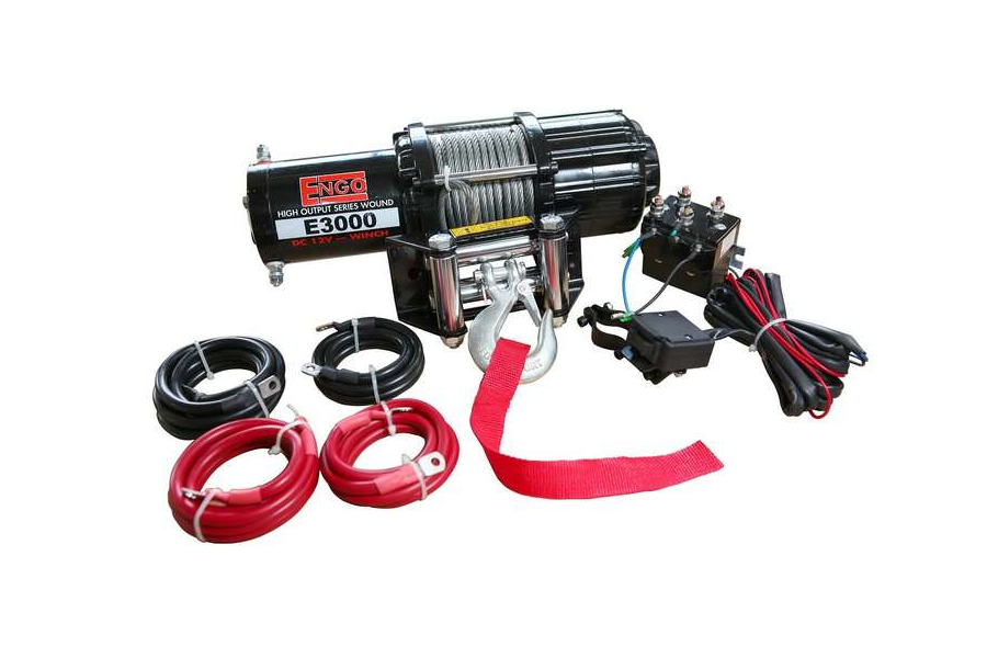 ENGO E3000 Winch (Part Number:77A-03000-A)