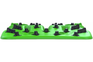 ARB TRED Pro Recovery Boards - Green, Pair