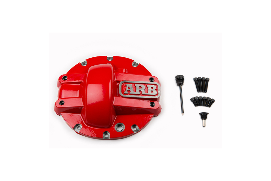 ARB GM 10-Bolt Diff Cover Red (Part Number:0750007)