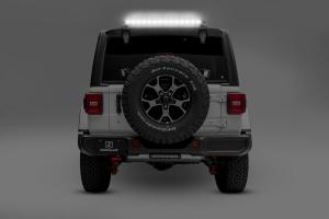 T-REX ZROADZ Rear Window Hinges Hard Top LED Light Mounting Brackets  - JL
