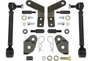 Rancho Performance Non-Rubicon Front Disconnect Sway Bar Link Kit - JL