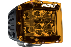 Rigid Industries D-SS Series Cover Amber (Part Number: )