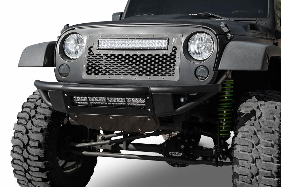 Addictive Desert Designs Venom Front Bumper  - JK