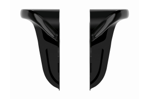 Icon Vehicle Dynamics Pro Series Aluminum Front Fender Kit - Narrow Width - JK