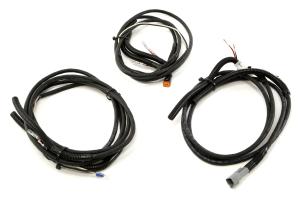 KC Hilites Rock Light Kit, 6 Lights, Amber (Part Number: )