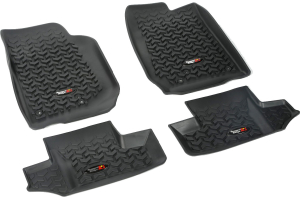 Rugged Ridge Floor Liner Kit - JK 2Dr 2014+