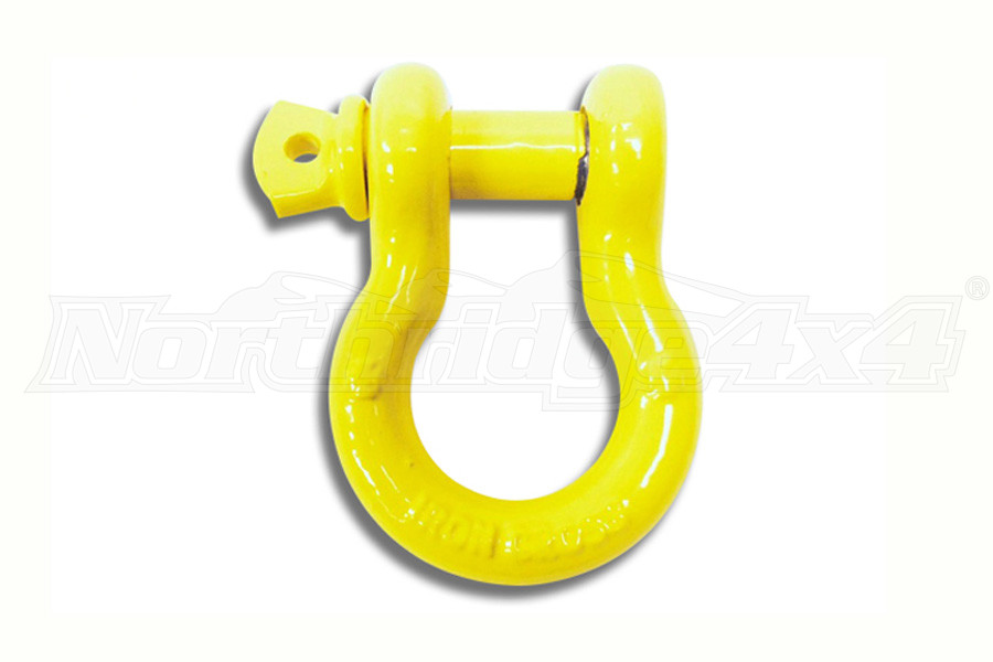 Iron Cross 3/4in Shackle Yellow (Part Number:1000-11)