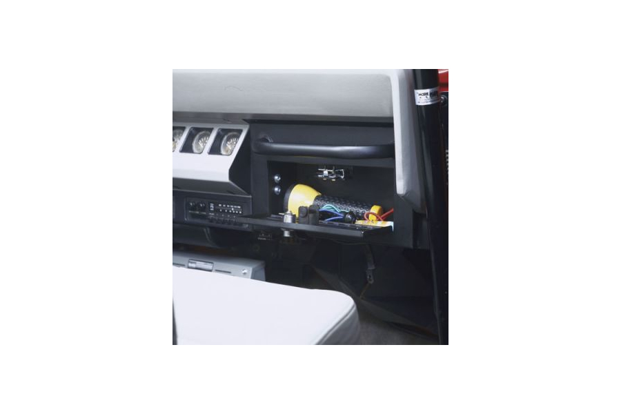 Tuffy Security Security Glove Box Black ( Part Number: 036-01)