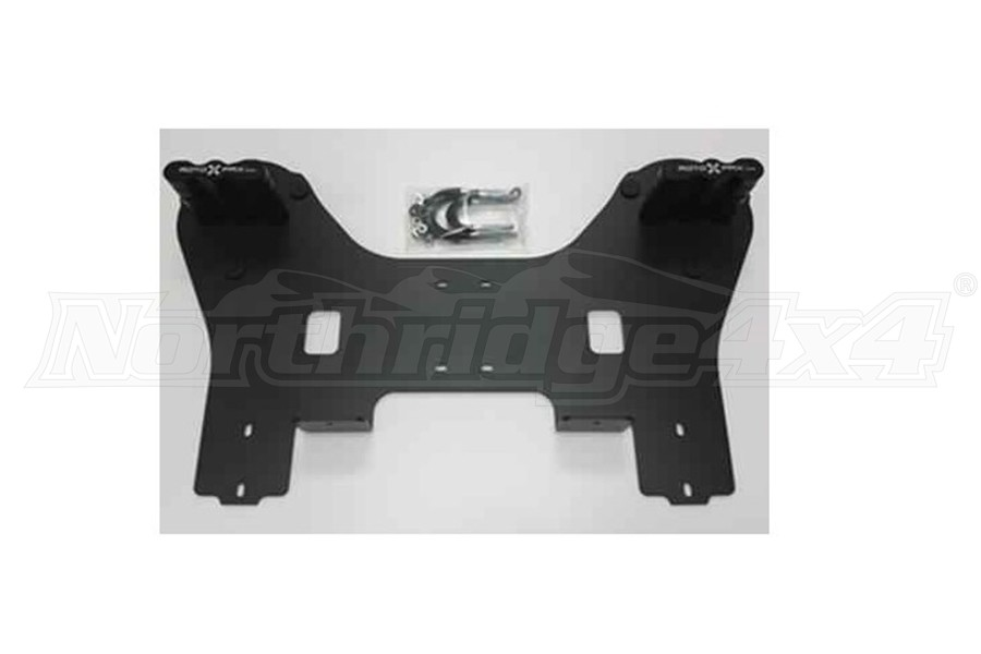 Maximus-3 High Double Rotopax Mount and Pack Mounts (Part Number:JK2006DR)