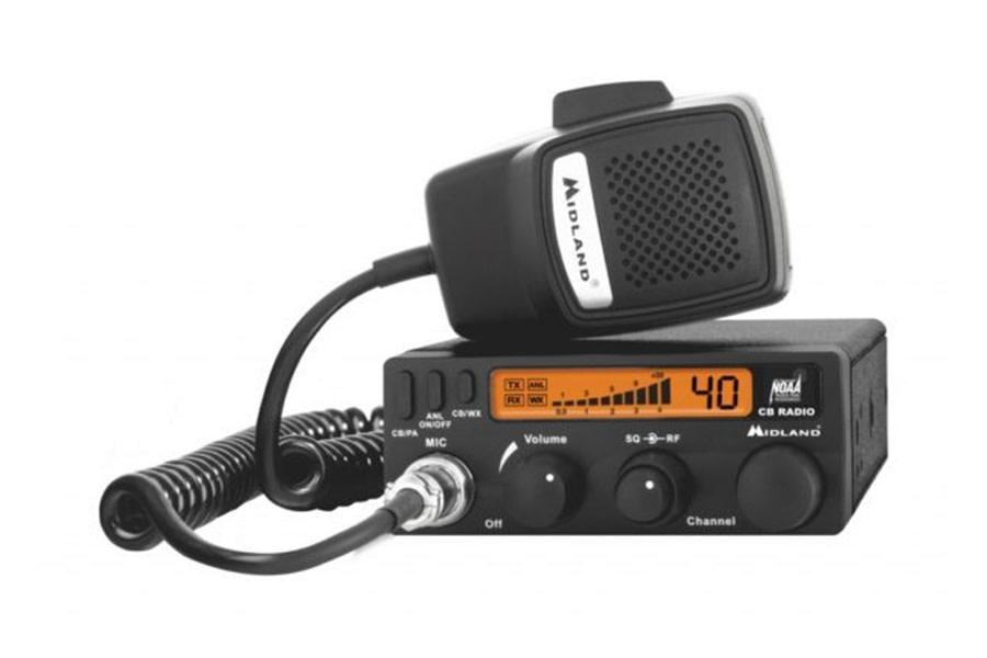 Midland CB Radio w/ Weather Scan
