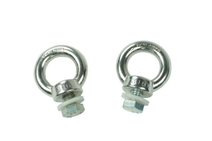 Front Runner Outfitters Tie Down Rings - Stainless Steel