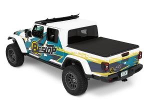 Bestop Supertop for Truck 2 Tonneau Cover, Black Twill - JT