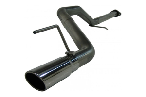 MBRP 3in Filter Back Exhaust, Single Side - T409 (Part Number: )