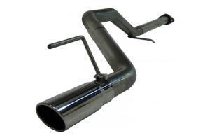 MBRP 3in Filter Back, Single Side - T409 (Part Number: )