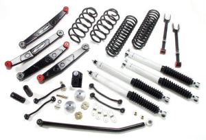 Pro Comp 4in Stage II Lift Kit w/ES9000 Shocks (Part Number: )