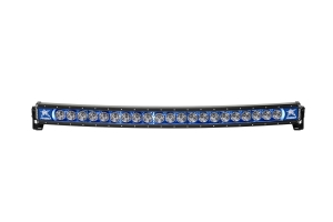Rigid Industries RADIANCE+ Curved Light Bar Blue Backlight 40in