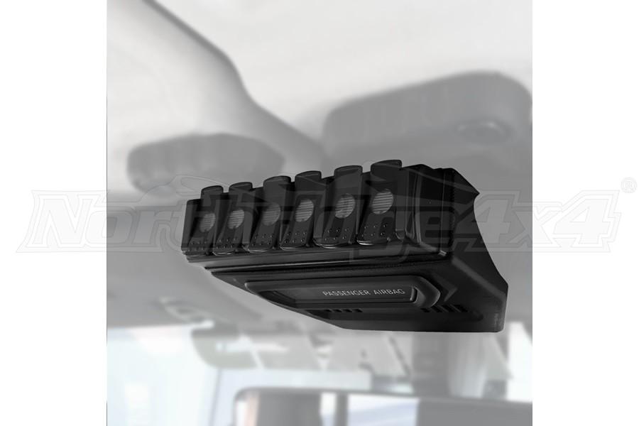 Trigger 6 Shooter Overhead Remote Mount - JL