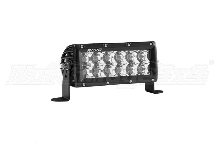 Rigid Industries E-Series Amber Spot 6in (Part Number:106222)