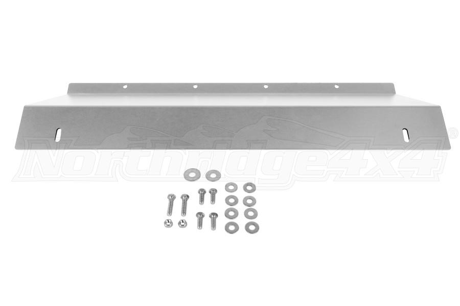 LOD Signature Series Mid/Full Width Skid Plate Bare Steel (Part Number:JSP0740)