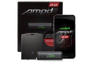 Amp'D 2.0 Throttle Booster w/ Bluetooth Switch  - JL
