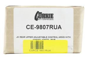 RockJock Upper Control Arms - Rear - JK