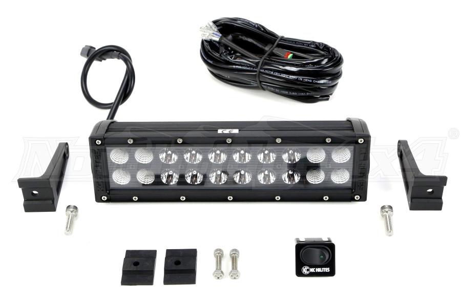 KC Hilites C-Series LED Light Bar 10in (Part Number:334)