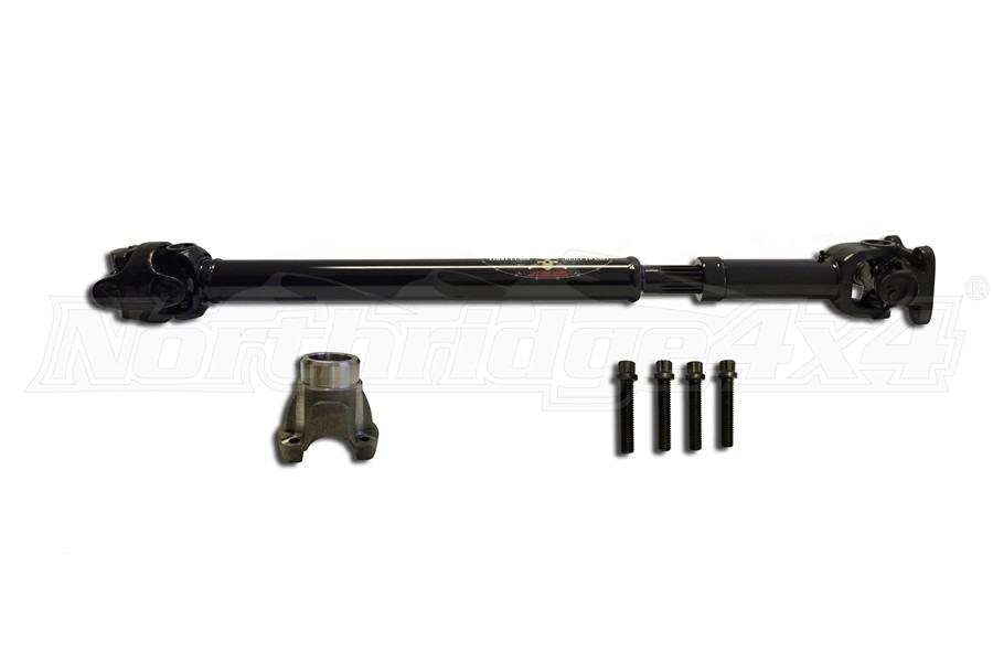 Adams Driveshaft Extreme Duty Series Solid Front 1310 CV Driveshaft  (Part Number:JK-1310F-S)