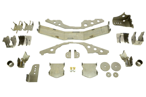 Artec Industries 1 Ton Superduty Rear Sterling Axle Swap Kit (Part Number: )