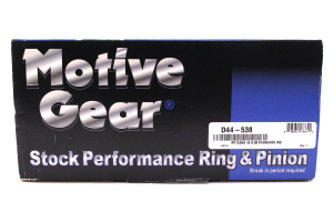 Motive Gear Dana 44 5.38 Ring and Pinion Set (Part Number: )