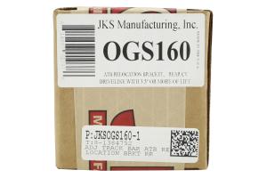 JKS Rear Angled CV Track Bar Bracket - LJ/TJ