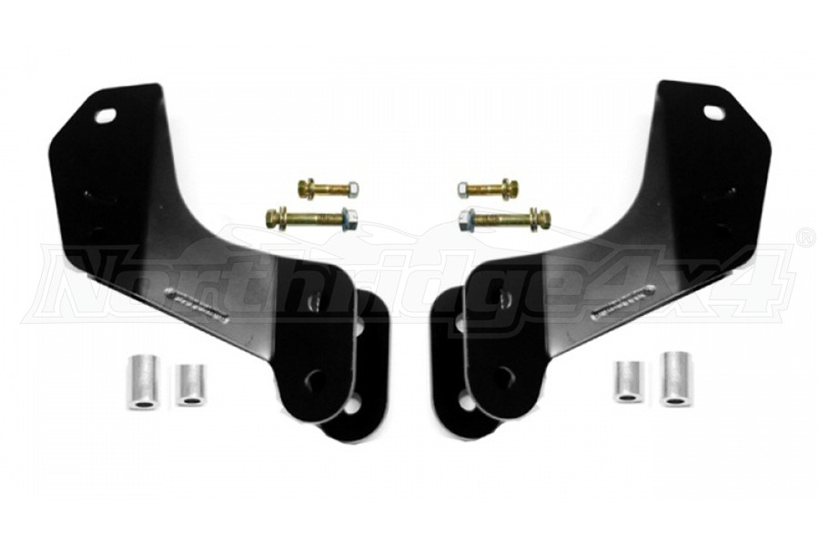 EVO Manufacturing Front Overland Control Arm Drop Set - JT/JL