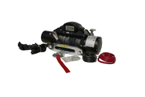 ENGO SR Series Winch w/Synthetic Rope 9,000 lb.