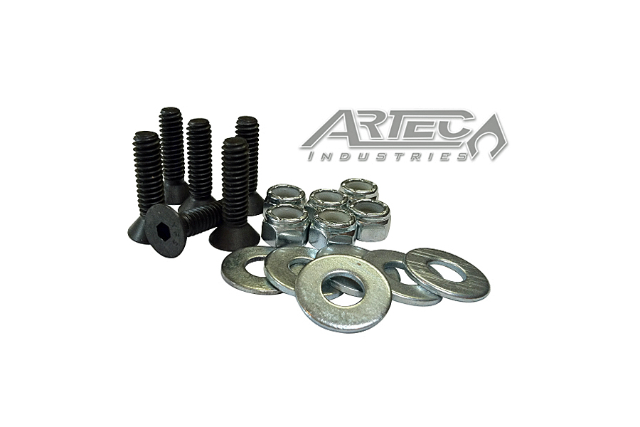 Artec Industries 6-Bolt Battery Mount Kit (Part Number:HK1006)