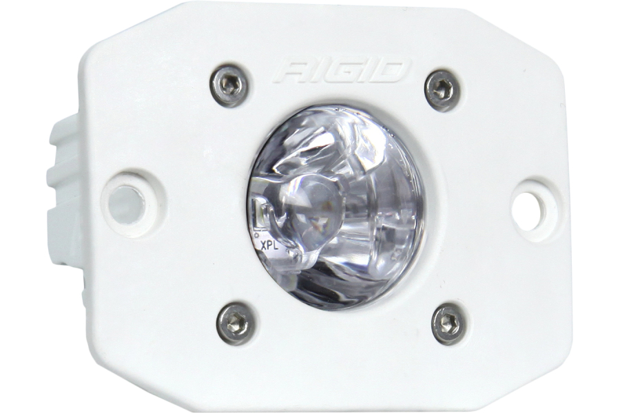 Rigid Industries Ignite Spot Flush Mount White (Part Number:60611)