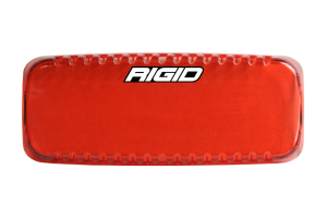 Rigid Industries SR-Q Light Cover Red (Part Number: )