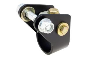 RockJock Steering Stabilizer Shock Tie Rod Clamp  Kit - JL/JT/JK