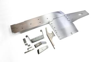 Artec Industries Bellypan Armor Kit ( Part Number: JK1010)